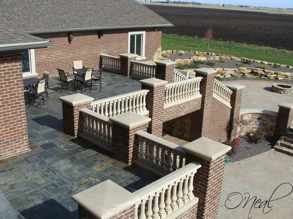 Decks Patios Photos Home Builders Bloomington IL